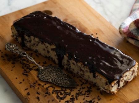Ripa Formigueiro com Calda de Chocolate