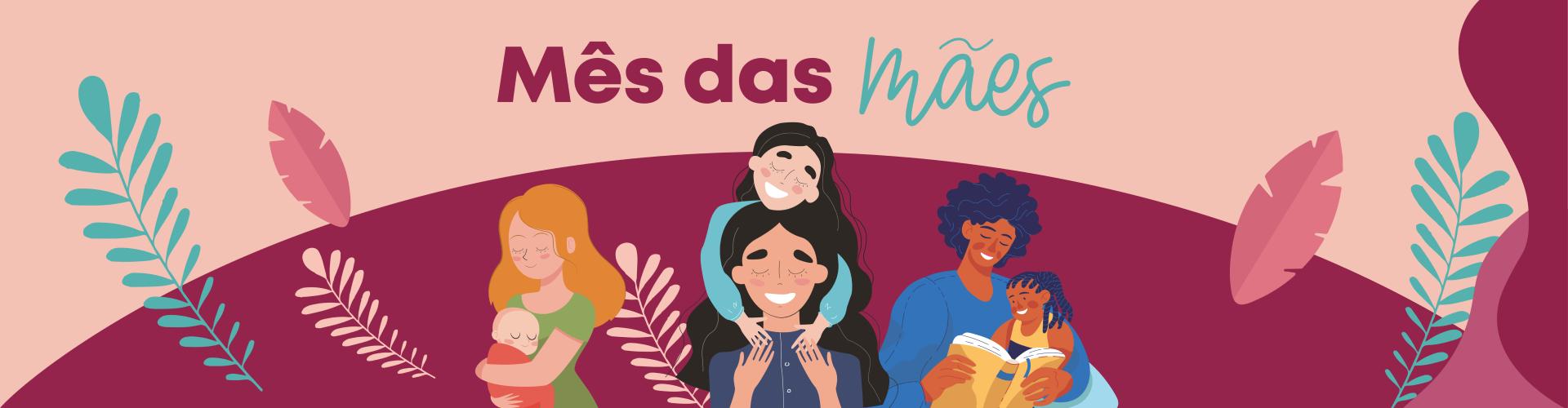 Banner Mês das Mães 2